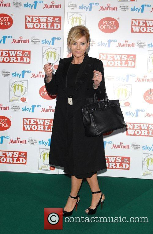 Michelle Collins Children's Champions 2009 held at the...