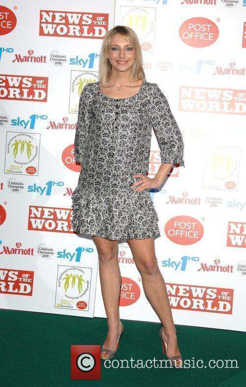 Ali Bastian Children's Champions 2009 held at the...