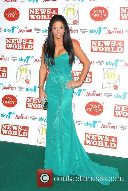 Bianca Gascoigne Children's Champions 2009 held at the...