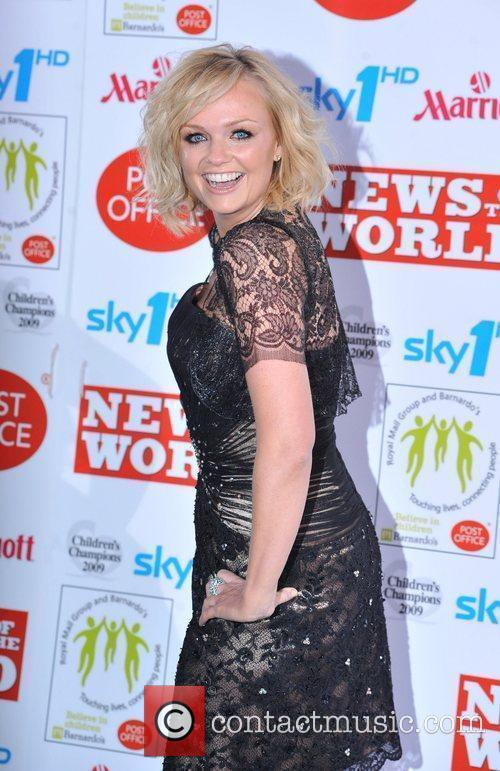 Emma Bunton Children's Champions 2009 held at the...