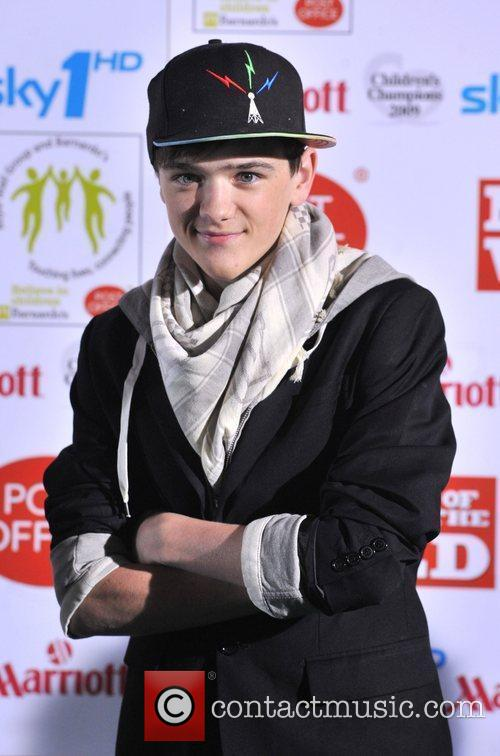 George Sampson Children's Champions 2009 held at the...