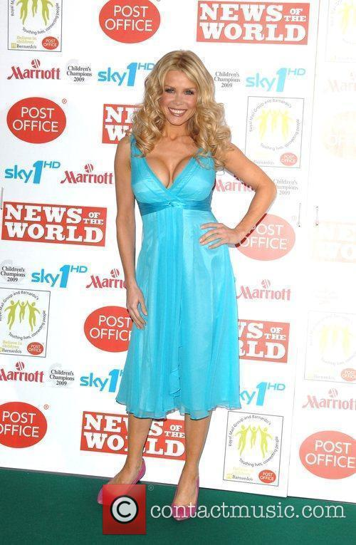 Melinda Messenger Children's Champions 2009 held at the...
