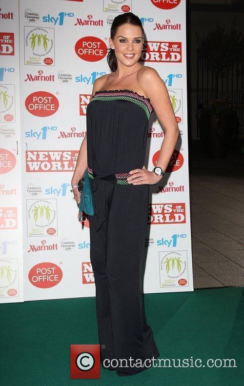 Danielle Lloyd Children's Champions 2009 held at the...