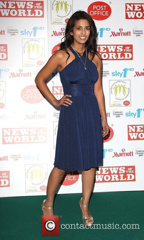 Konnie Huq Children's Champions 2009 held at the...