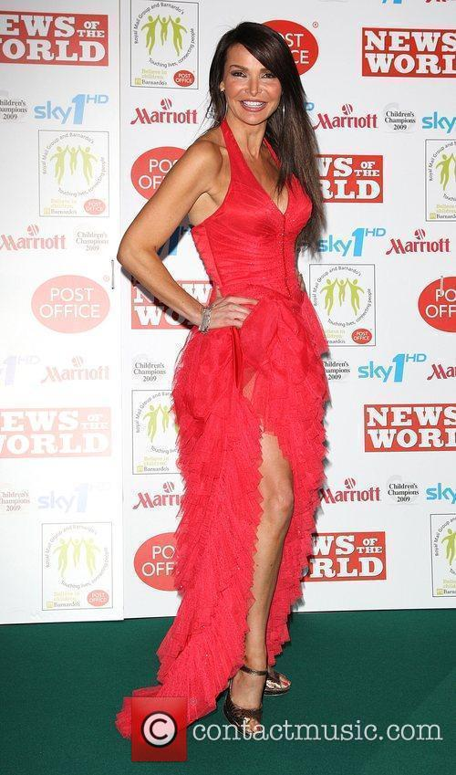 Lizzie Cundy Children's Champions 2009 held at the...