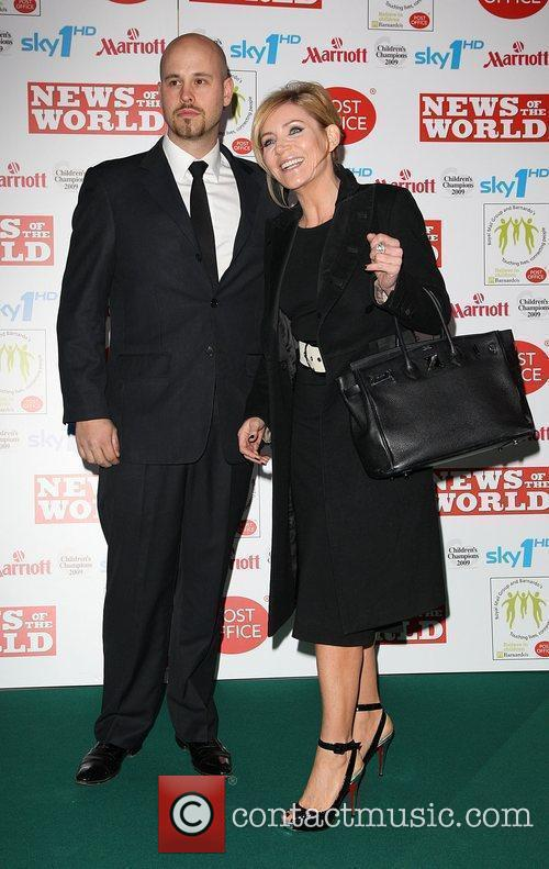 Michelle Collins and guest Children's Champions 2009 held...
