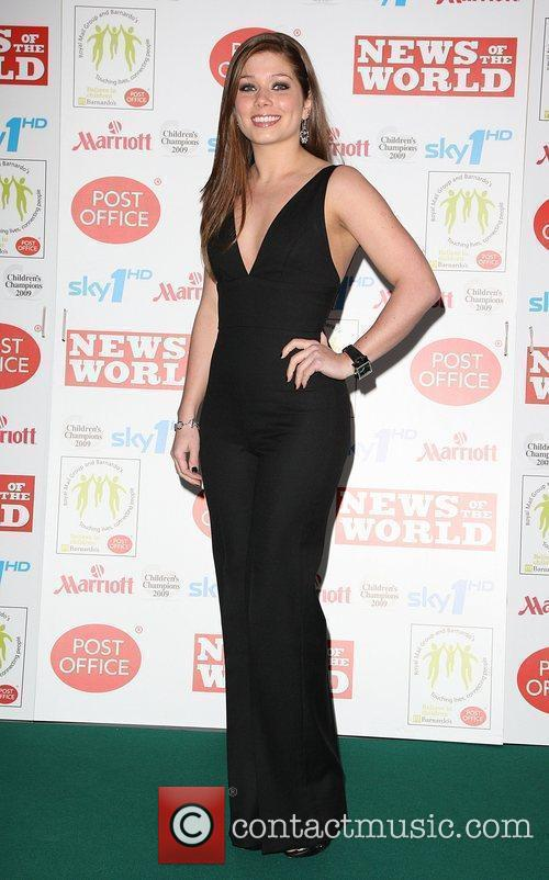 Nikki Sanderson Children's Champions 2009 held at the...