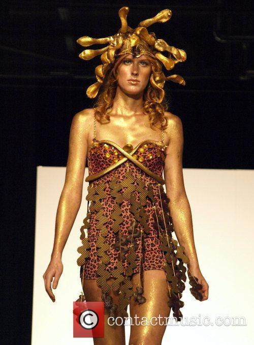 Chocolate Fashion Sedusa By Esther Nash 8