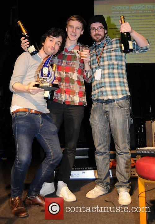 Jape The Choice Music Prize 2009 was presented...