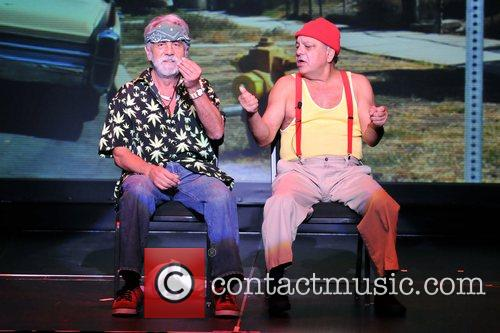 Tommy Chong and Cheech And Chong 5