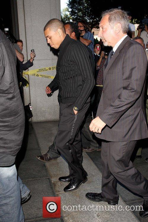 Chris Brown and Rihanna 5