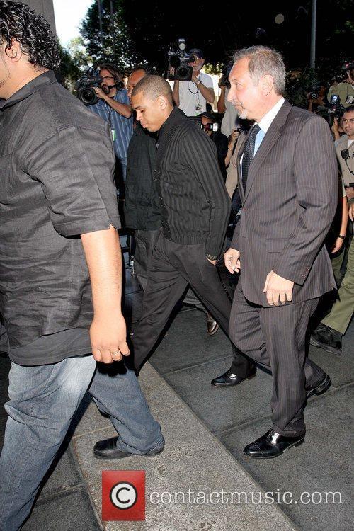 Chris Brown and Rihanna 6