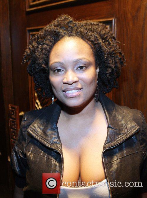 Elora Mason The Chrisette Michele Album release party...