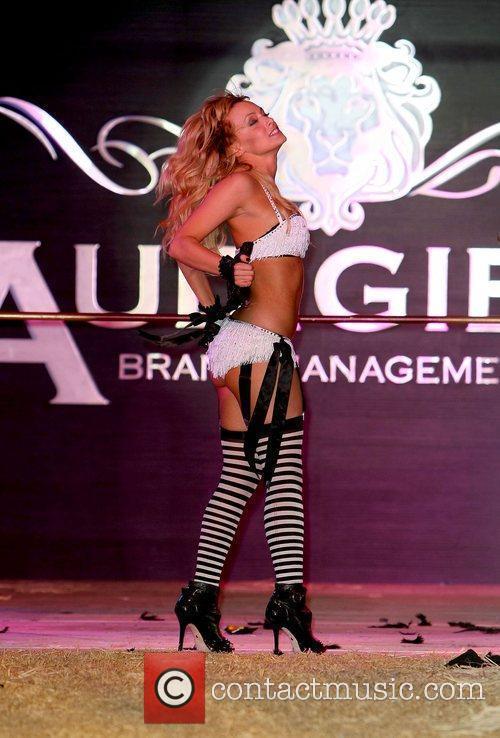 Dancer World famous Fashion designer Christian Audigier presents...