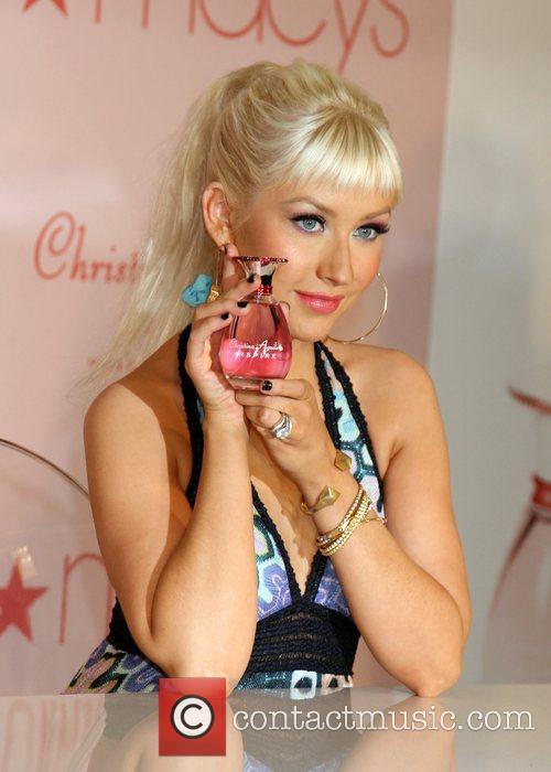 Christina Aguilera, Macy's