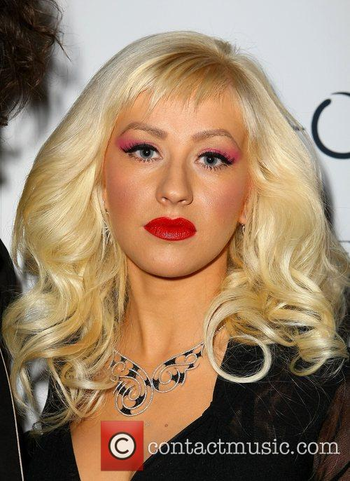 Christina Aguilera hosts the 2009 collection launch for...