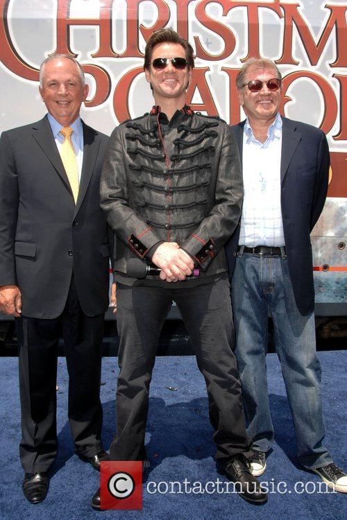 Dick Cook, Jim Carrey and Walt Disney 2