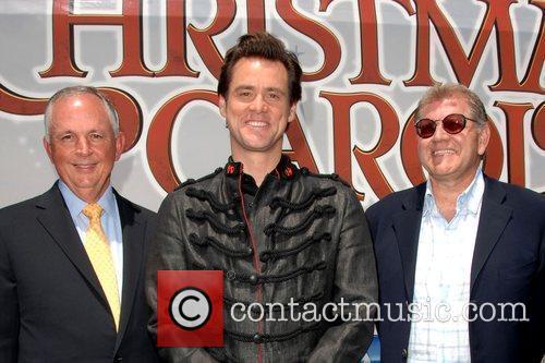 Dick Cook, Jim Carrey and Walt Disney 7
