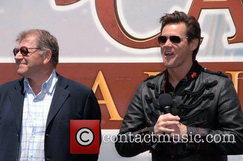 Robert Zemeckis and Jim Carrey 2
