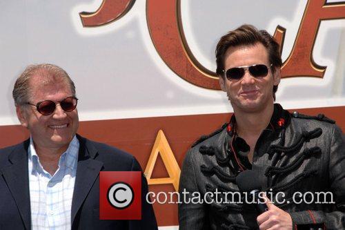 Robert Zemeckis and Jim Carrey 1