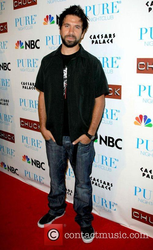 Joshua Gomez Pure nightclub invited the cast of...