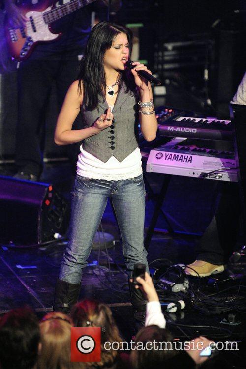 Eva Avila CHUM Fanfest concert held at The...