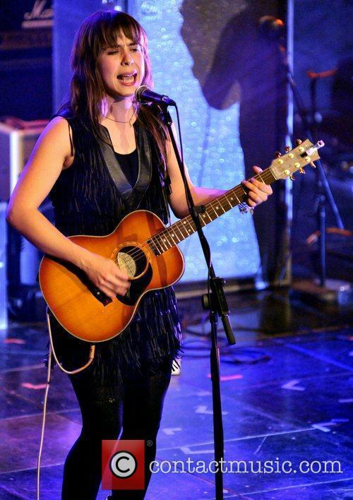 Serena Ryder CHUM Fanfest concert held at The...