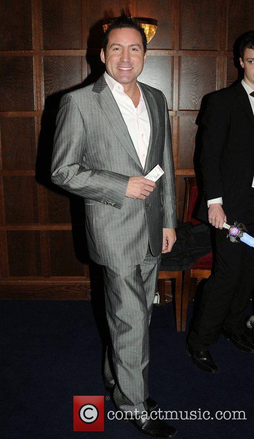 Julian Benson The Cinderella Gala opening at The...