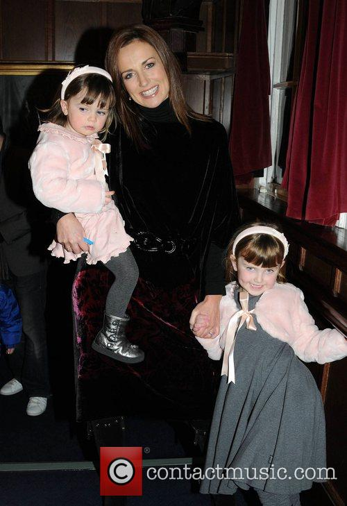 Lorraine Keane and daughters Romy and Emelia The...