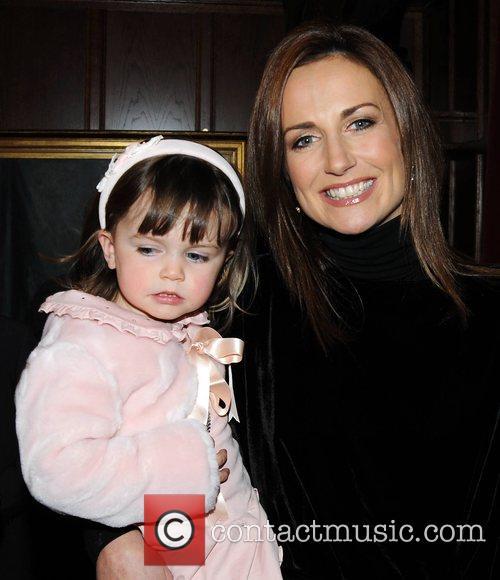 Lorraine Keane and daughter Romy The Cinderella Gala...