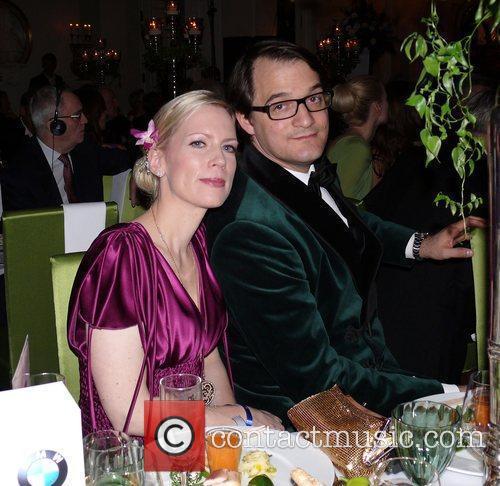 Tamara GrŠfin von Nayhauss, husband Alexander Graf von...