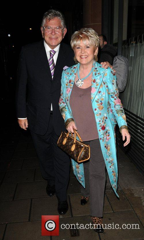 Gloria Hunniford  arrives at Cipriani restaurant London,...