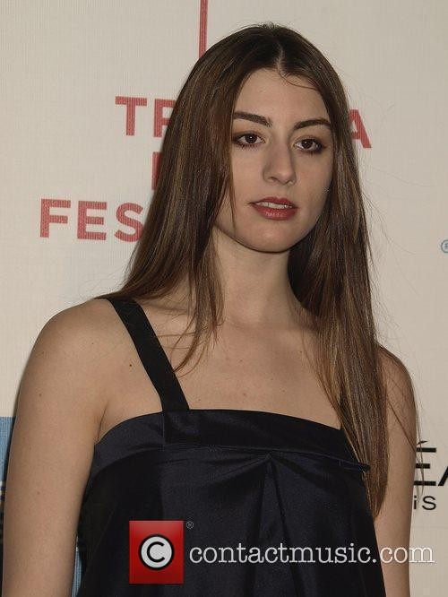 Attends the 'City Island' premiere Tribeca Film Festival...