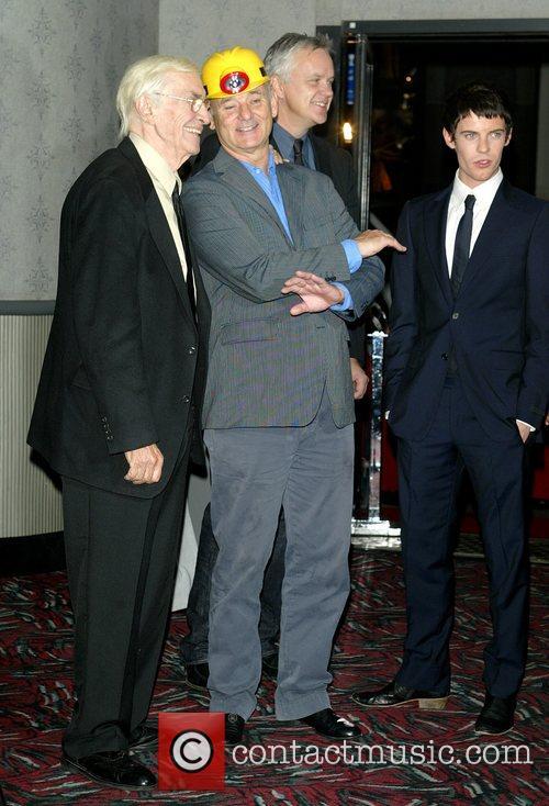 Martin Landau, Bill Murray and Tim Robbins 2