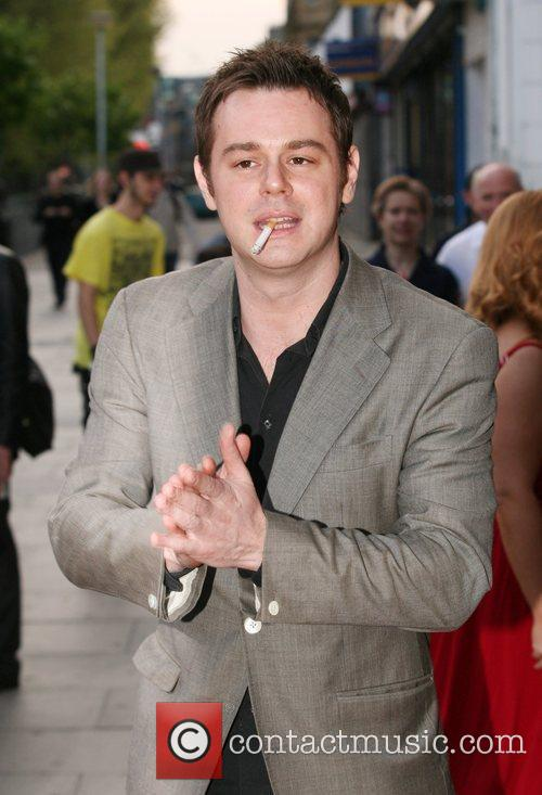 Danny Dyer and Genesis 3