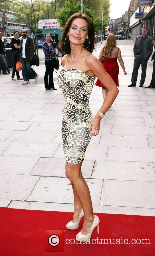 Jo Anne Calzaghe The 'City Rats' premiere as...