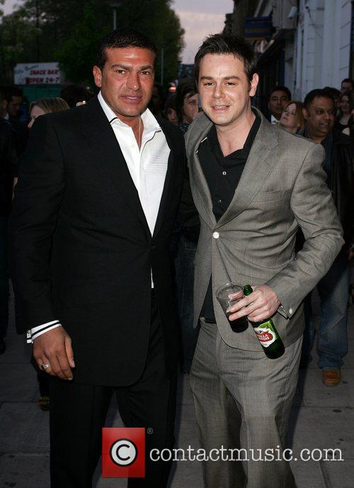 Tamer Hassan and Genesis 2
