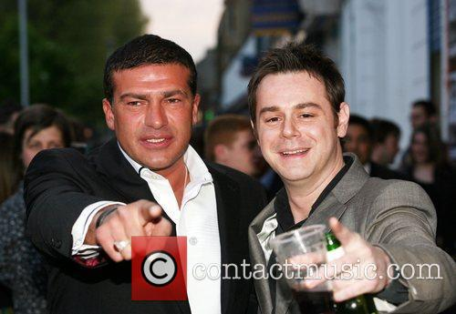 Tamer Hassan and Genesis 5