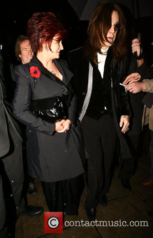 Ozzy Osbourne and Sharon Osbourne 3