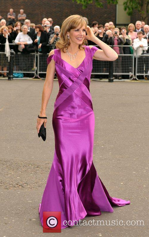 Darcey Bussell Classical Brit Awards 2009 held at...