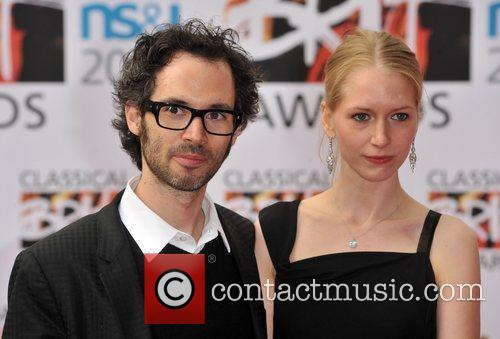 James Rhodes Classical Brit Awards 2009 held at...