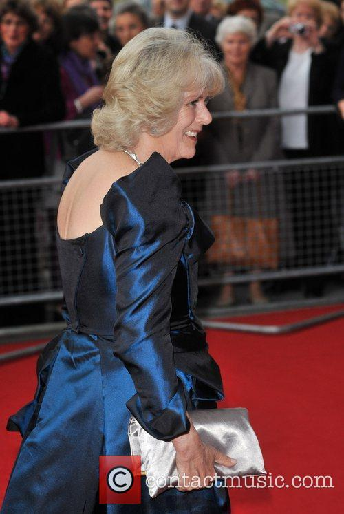 The Duchess of Cornwall Classical Brit Awards 2009...