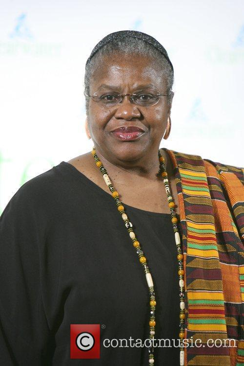 Bernice Johnson Reagon 'The Clearwater Concert' creating the...