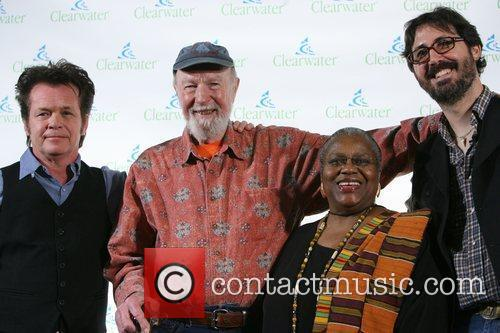John Mellencamp, Pete Seeger, Bernice Johnson Reagon, Tao Rodriguez-seeger and Removed Photos