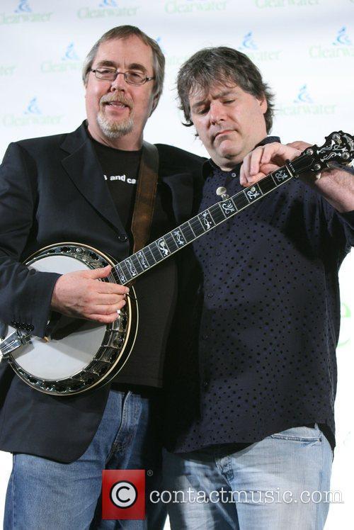 Tony Trischka, Bela Fleck 'The Clearwater Concert' creating...