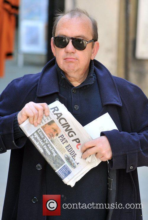 Mel Smith, Clement Freud Funeral