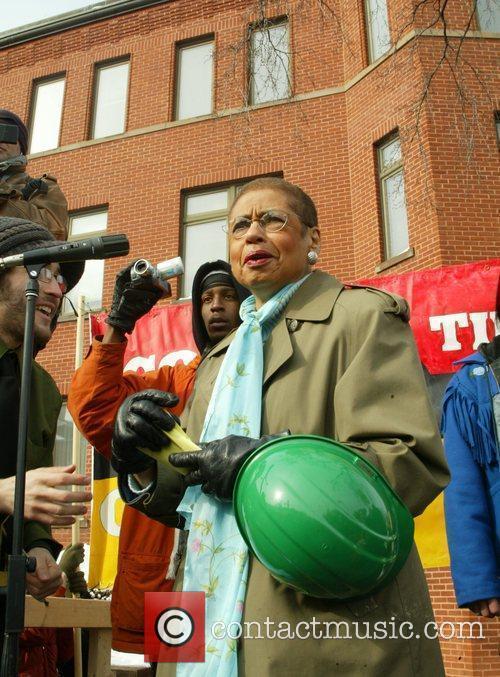 Congresswoman Eleanor Holmes Norton More than 40 environmental...