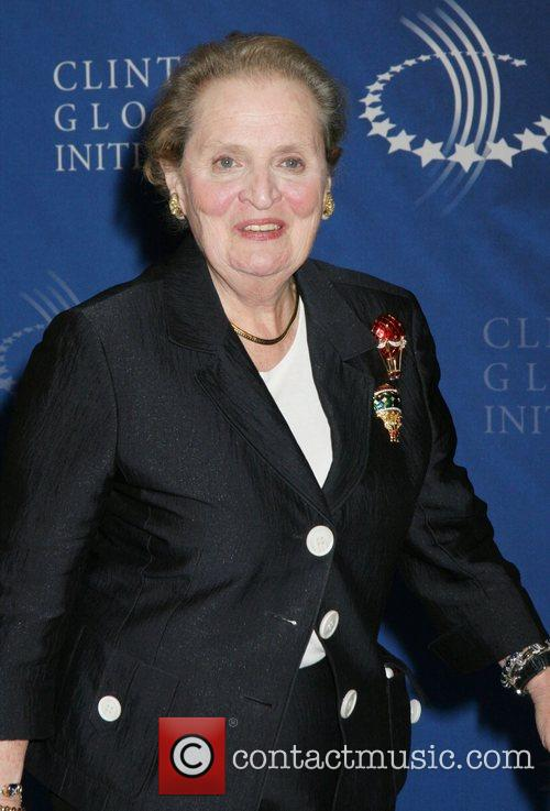 Madaline Albright 1