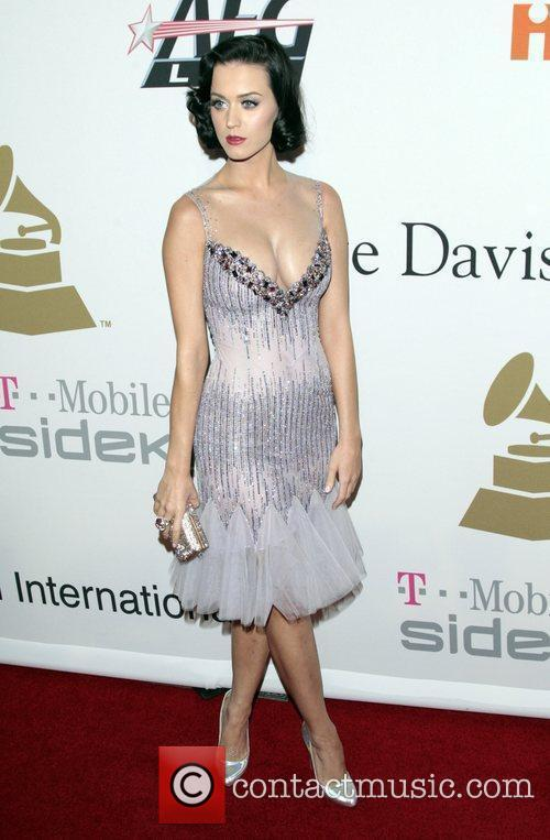 Katy Perry at 2009 Grammy Pre party