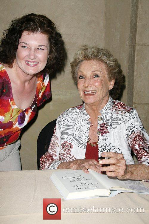 Cloris Leachman honored with the Lifetime Achievement Award...
